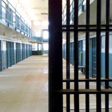 Служение в затвора